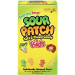 Sour Patch Kids,Net Weight 46 Ounces, 240-Count Individually Wrapped
